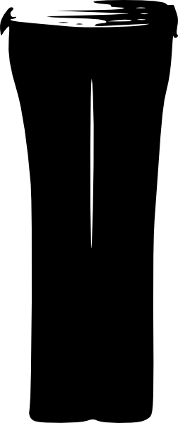Clipart Dress Pants.
