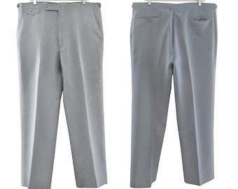 Mens dress pants.