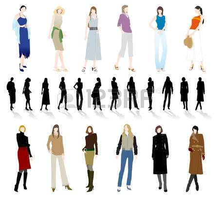 6,727 Dress Pants Stock Vector Illustration And Royalty Free Dress.