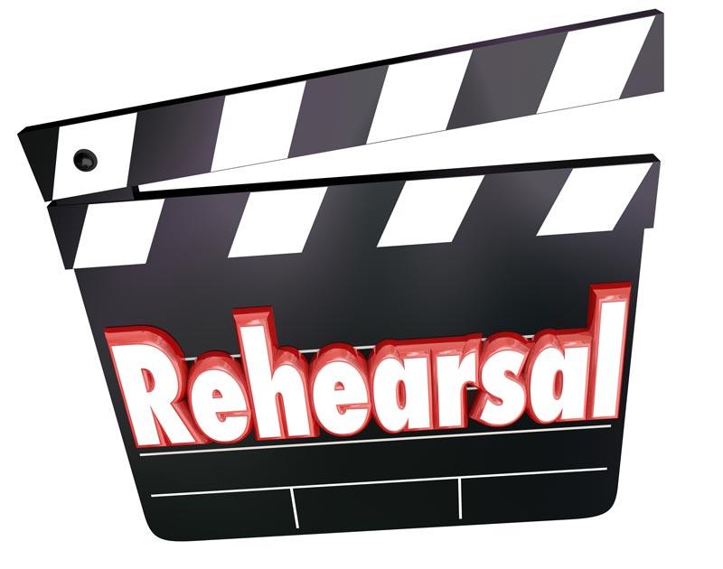 Drama clipart dress rehearsal, Drama dress rehearsal.