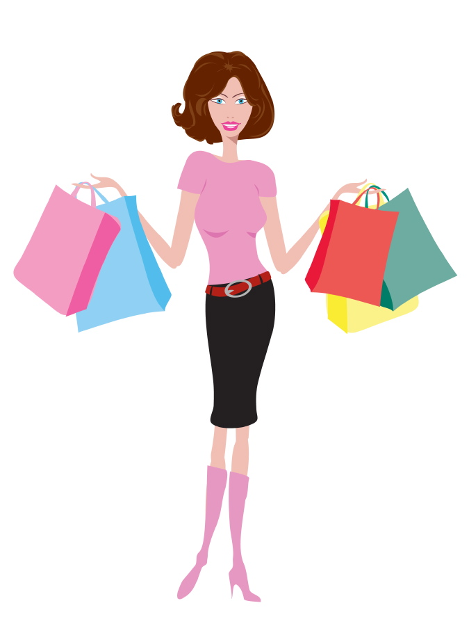 Dress sale clipart.