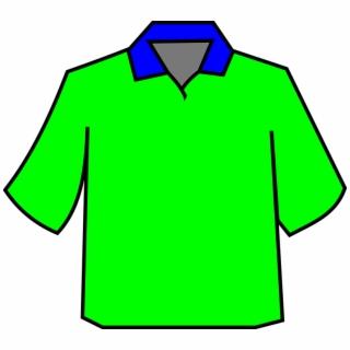 Dress Shirt Clipart Polo Tee.
