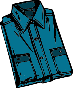 Clothing Shirt Clip Art at Clker.com.