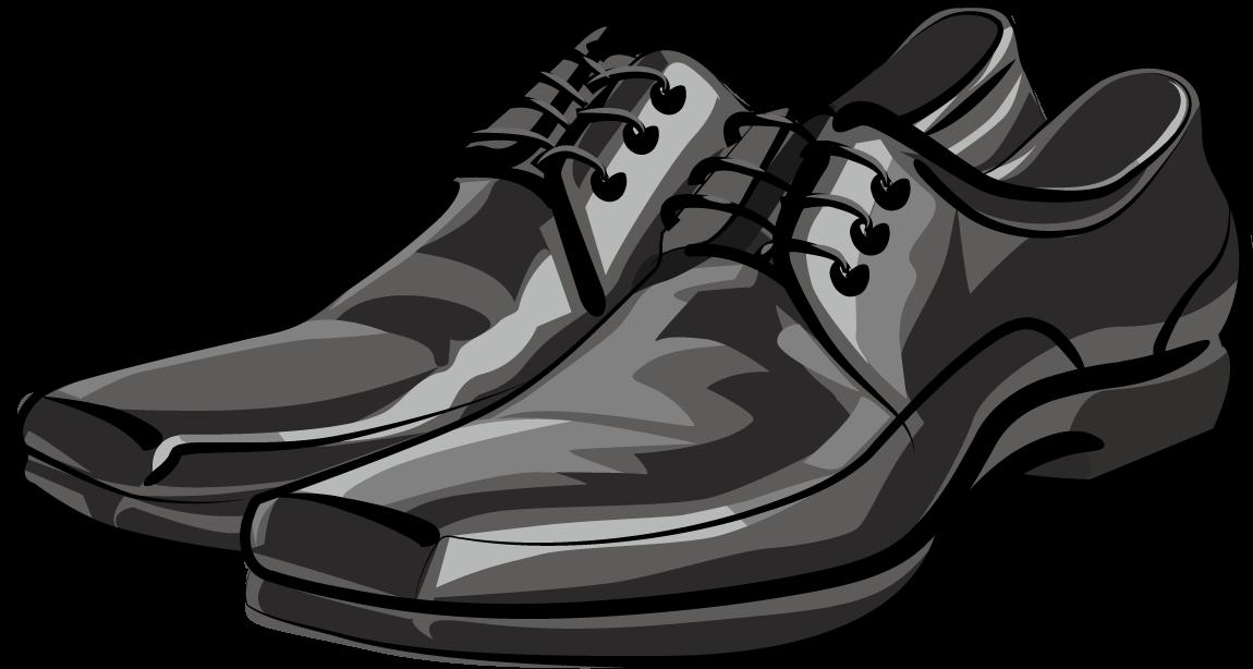 Sneakers Clipart Dress Shoe.