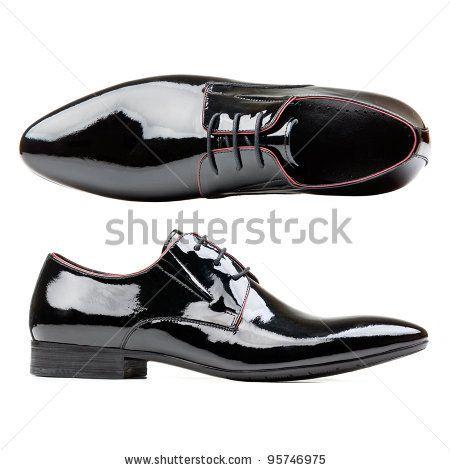 free mens dress shoe clipart.