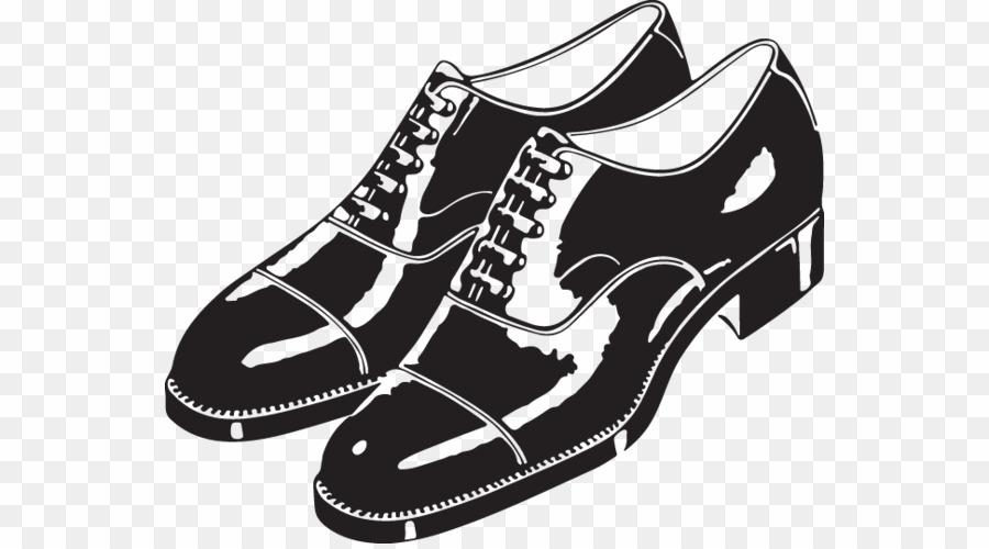Walking Shoe PNG Dress Shoe Clipart download.