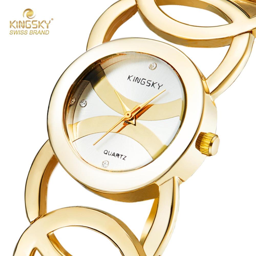Popular Designer Gold Watches.
