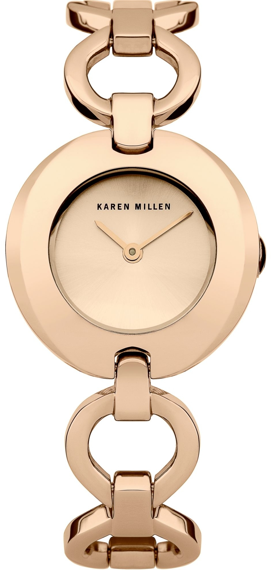 Karen Millen Ladies Bracelet Dress Watch.