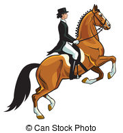 Dressage Clip Art and Stock Illustrations. 1,759 Dressage EPS.