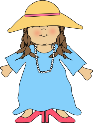 Dress Up Clothes Clipart.