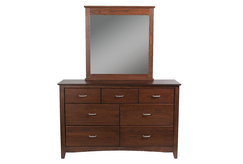 Bayside 7 Drawer Dresser.
