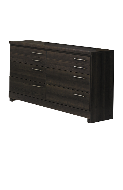 6 Drawer Dresser.