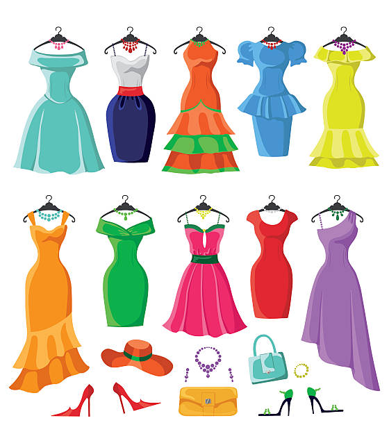 Dresses clipart 4 » Clipart Station.