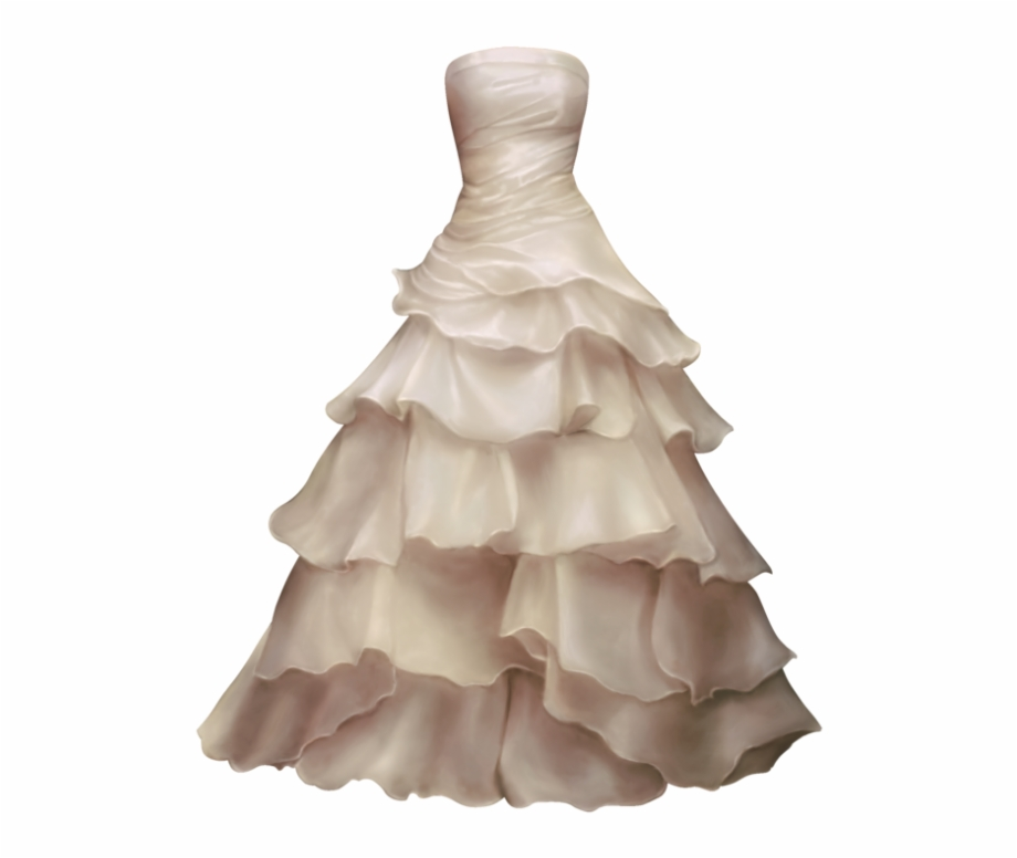 Wedding Dress Transparent Background, Transparent Png Download For.