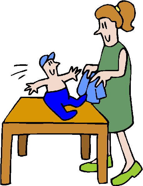 Dressing 20clipart.