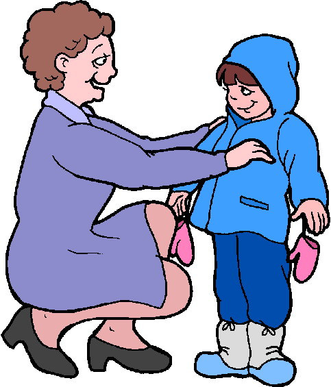 Dressing Clipart.
