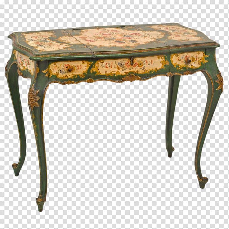 Table Garden furniture Desk Chairish, dressing table.