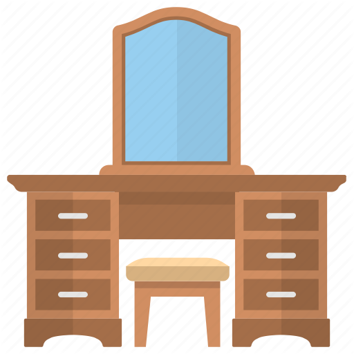 'Home Office Interior Furniture' by Vectors Market.