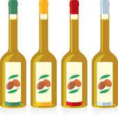 Oil Vinegar Clip Art.