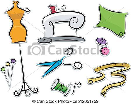 Dressmaking Clip Art and Stock Illustrations. 2,145 Dressmaking.