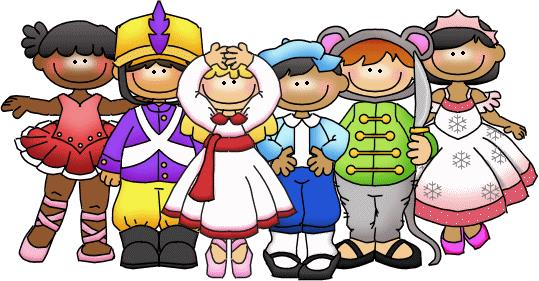 Kids Dress Up Clipart.