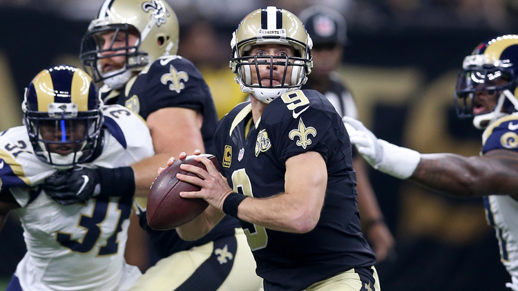 The most dangerous mind in the NFL: How Drew Brees continues to defy.