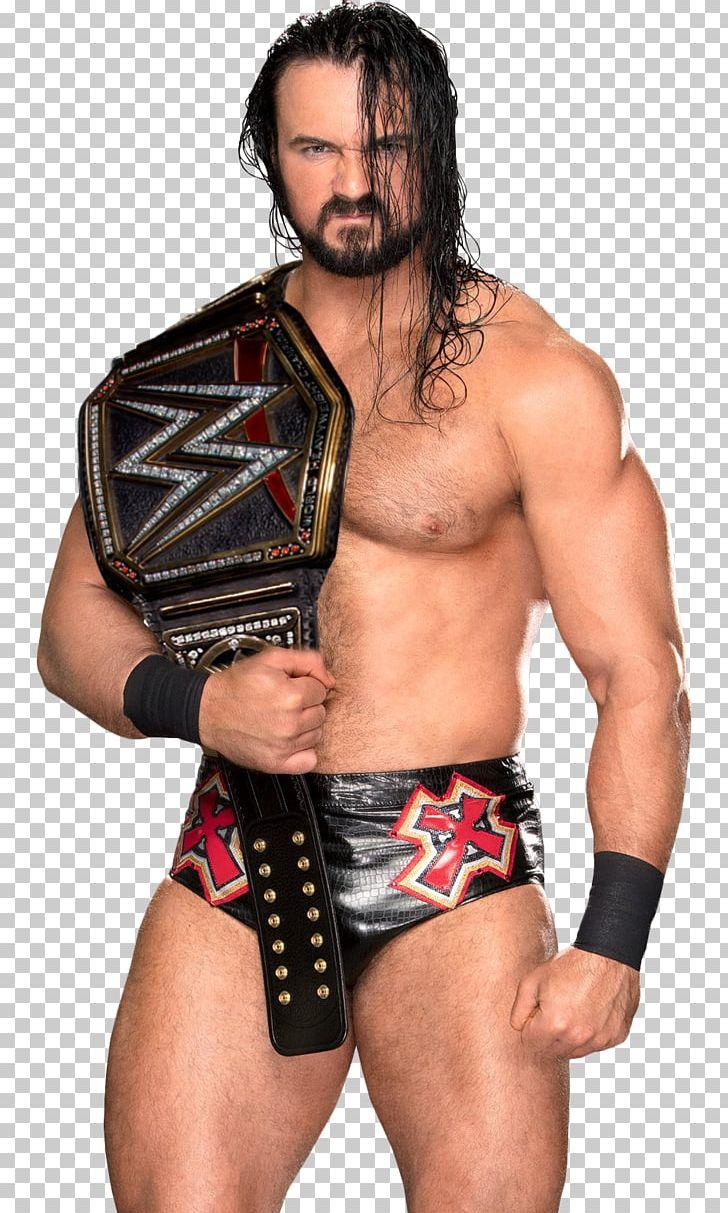 Drew McIntyre WWE Championship WWE Universal Championship.