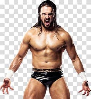 Drew McIntyre NEW transparent background PNG clipart.