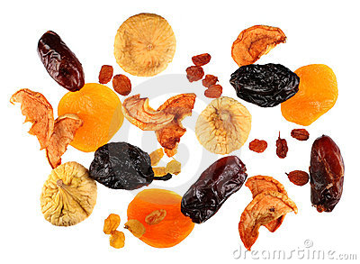 Dry fruits clipart.