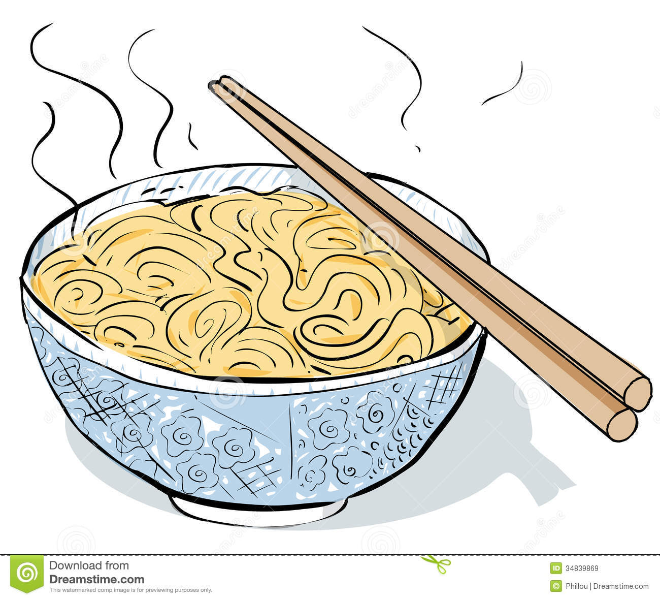 Noodles Clipart 213088 By Visekart Royalty Free Rf Stock.