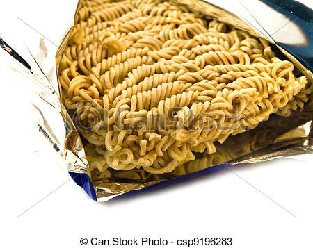 Top Ramen Noodles Clipart.