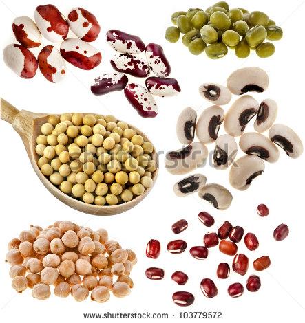 Legumes Beans Clipart.