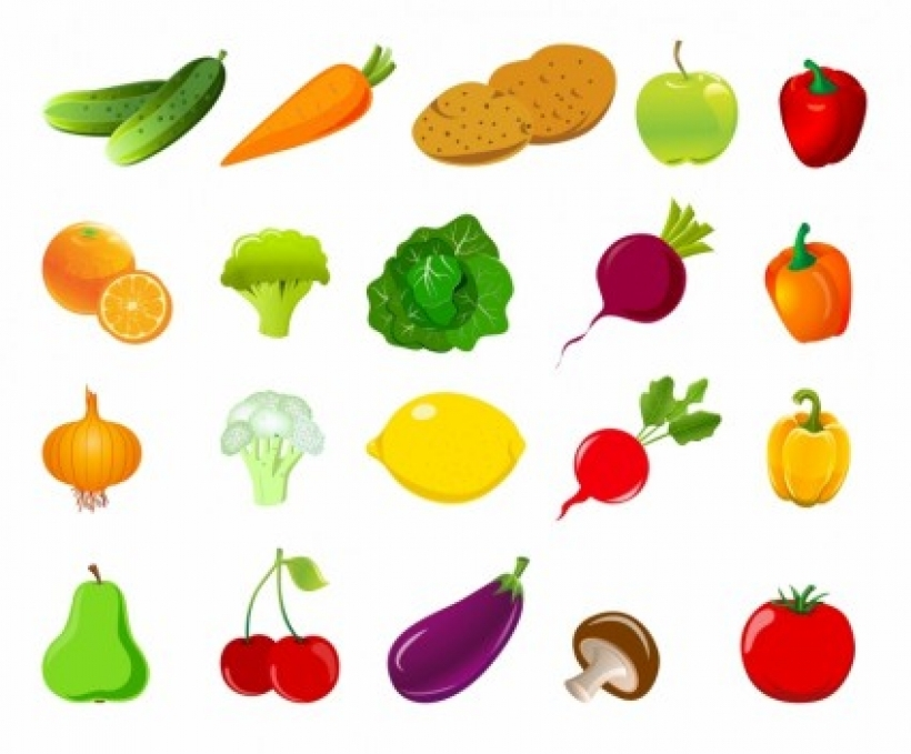 free vector vegetables clipart fruit free vector download 1652.