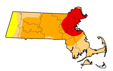 Massachusetts officials respond to drought, urge water.