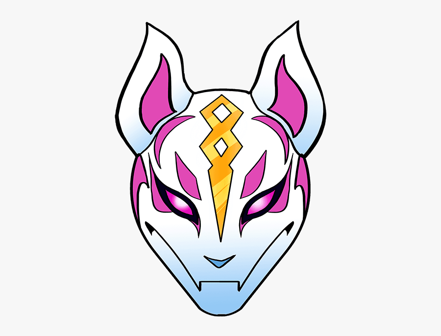 How To Draw Drift Mask From Fortnite.
