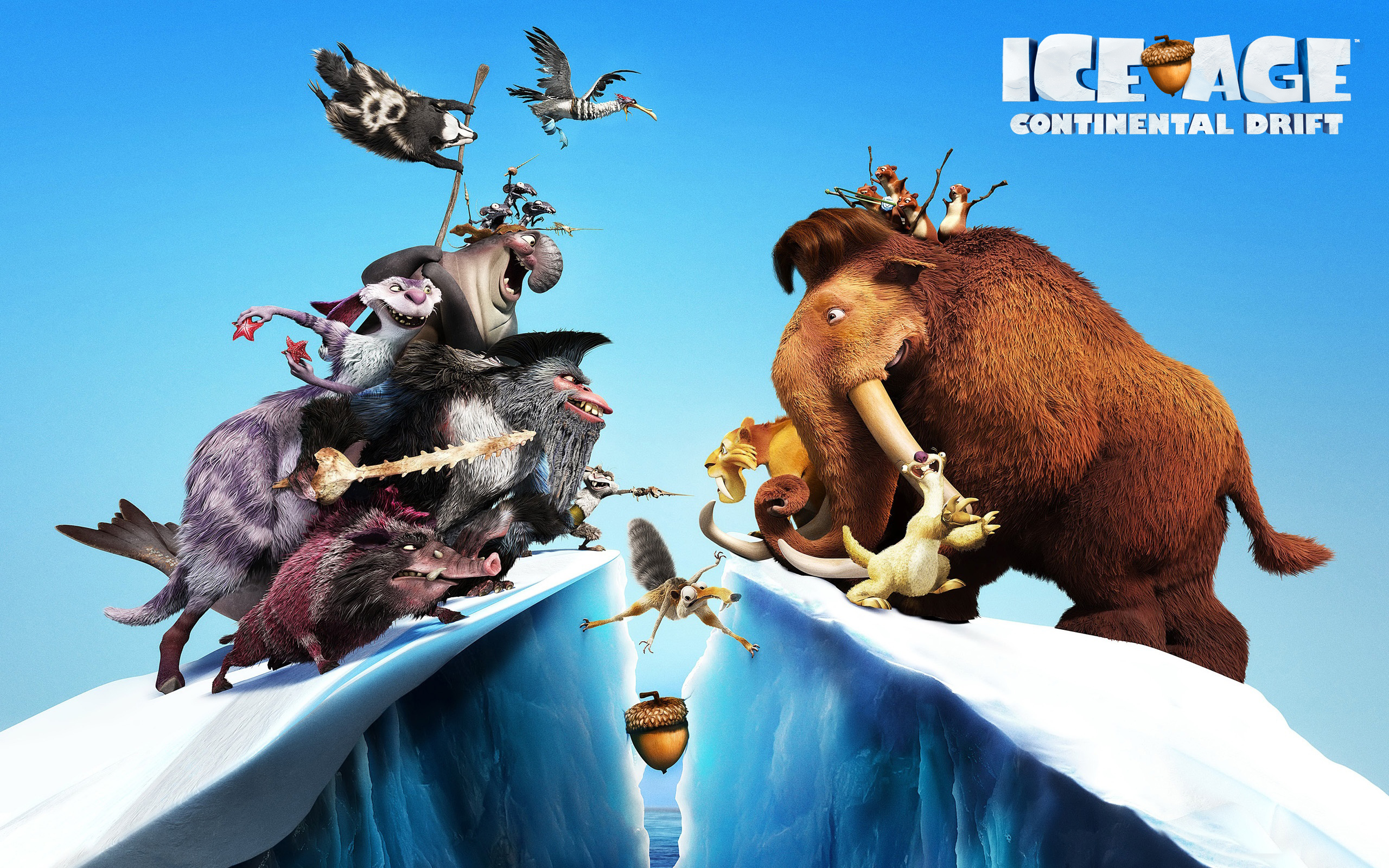 Ice age 4 clipart.