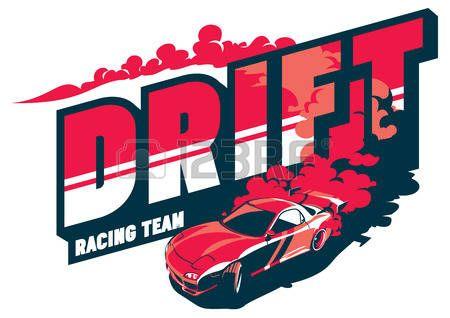 Image result for drift car logo design.