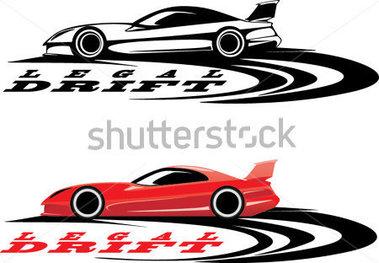 Drift Clip Art.