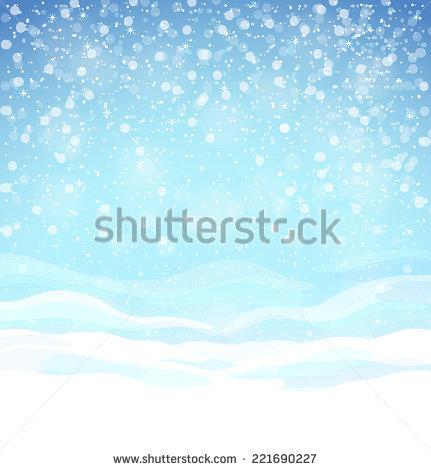 Snow Drifts Stock Vectors & Vector Clip Art.