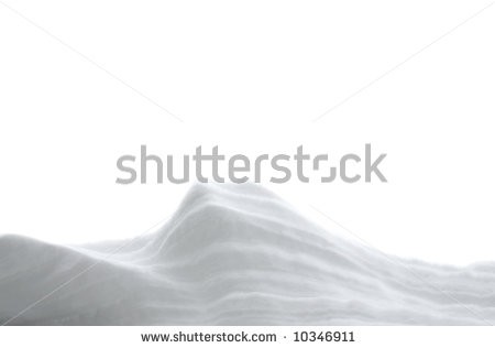Snow Drift Clipart.