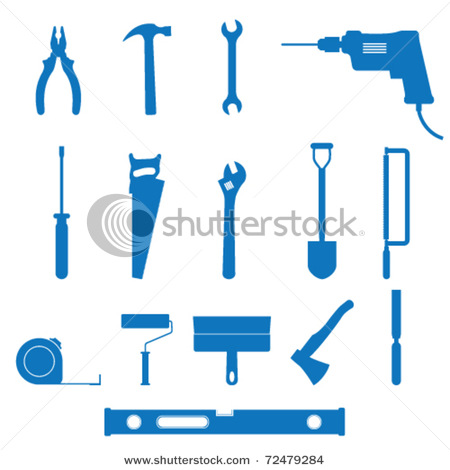 Vector_Clip_Art_Illustration_Tool_Silhouettes_with_Many_Tools_Shown_Such_As_Pliers_a_Hammer_a_Wrench_a_Drill_Screwdriver_Saw_Shovel_and_More_110911.