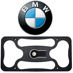 The Platypus Pro Series for BMW X3, Tow Hook No Drill Front.