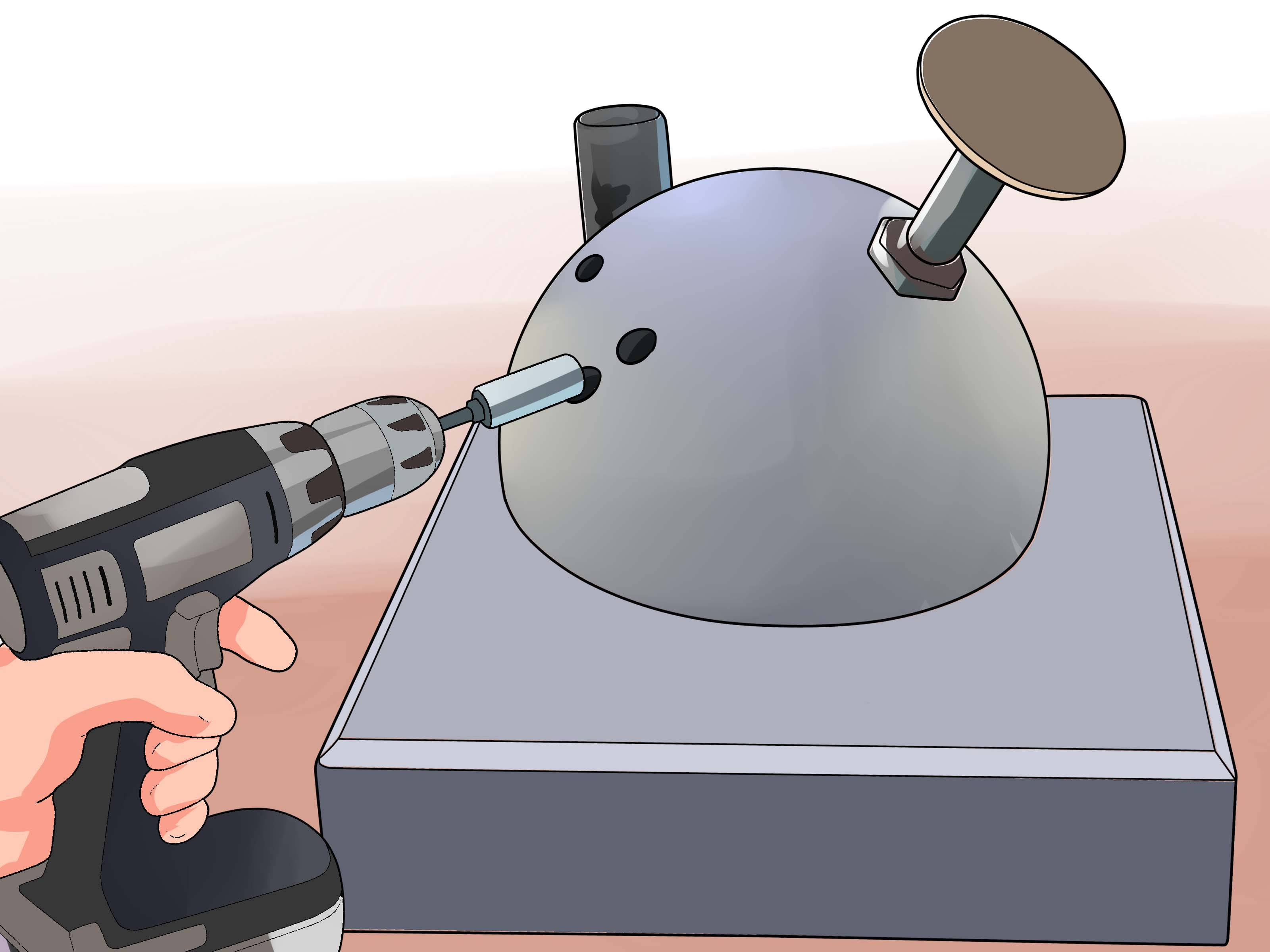 How to Drill a Bowling Ball: 12 Steps (with Pictures).