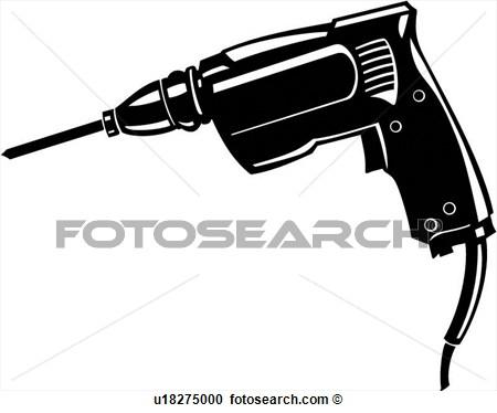 Drill Clipart.