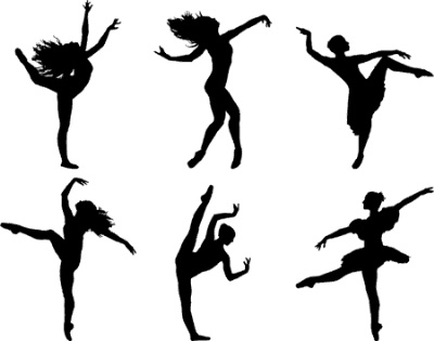 Drill Team Clip Art.