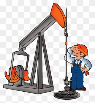 Free PNG Oil Drill Clip Art Download.