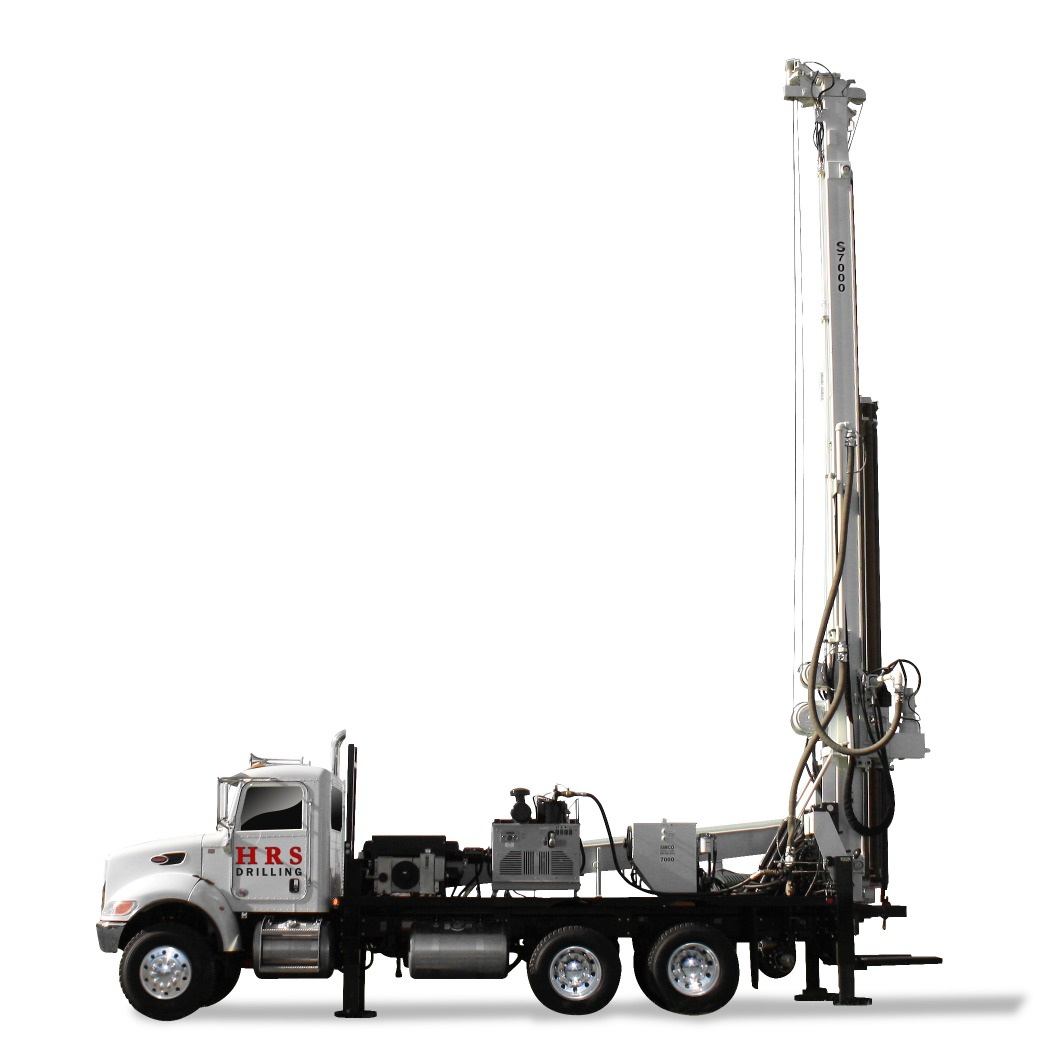 Water Well Drilling Clipart.