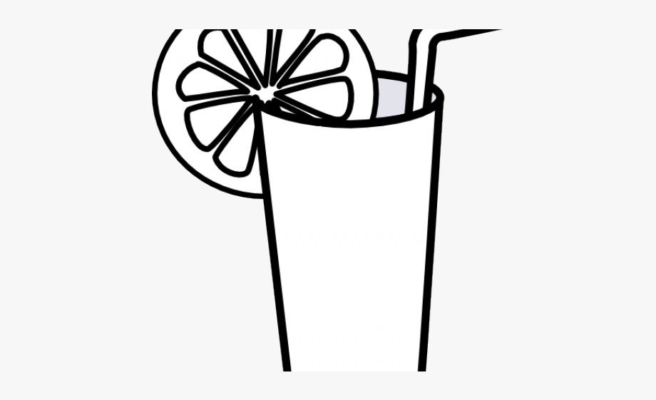 Glass Clipart Lemon Juice.