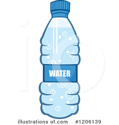Water Bottle Clipart #1206139.