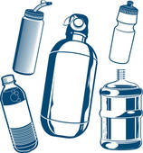 Water bottle Clip Art EPS Images. 14,150 water bottle clipart.